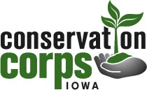 Conservation Corps Iowa Logo