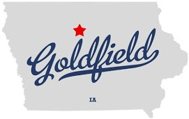 Goldfield Iowa Logo