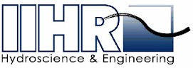 IIHR Hydroscience & Engineering Logo